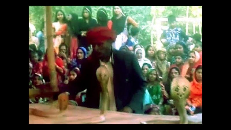 Snake dance fair in the village/Jhapan Khela pat 7