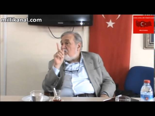 Ortaylı Erdoğanın Ben de Gürcüyüm sözleri hakkında