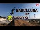 La Poma Bike Park Barcelona Trip
