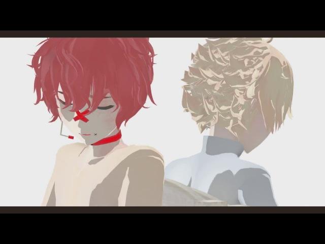 ||MMD|| Demons - Oliver, Fukase