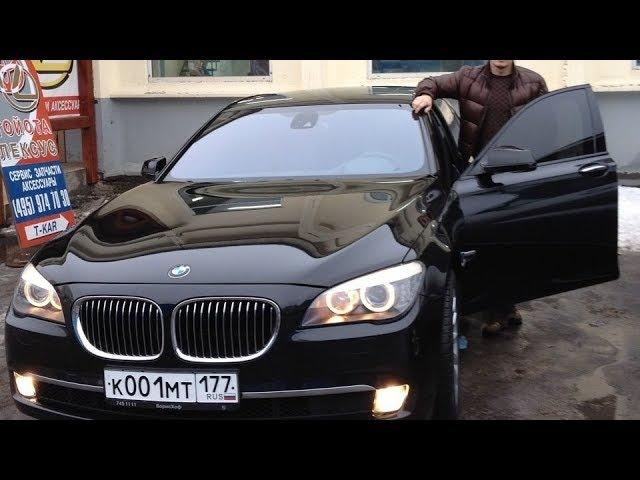 Неадекватные водители BMW на дороге