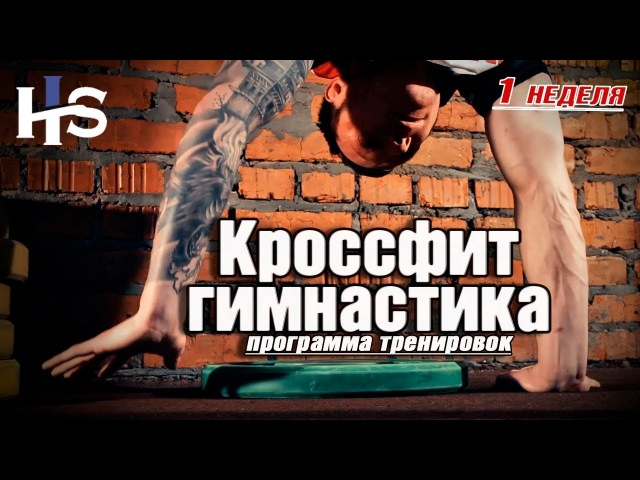 Учимся ходить на руках Программа тренировок по кроссфиту Алексея Немцова Ригерт Академии - Fightwear.ru