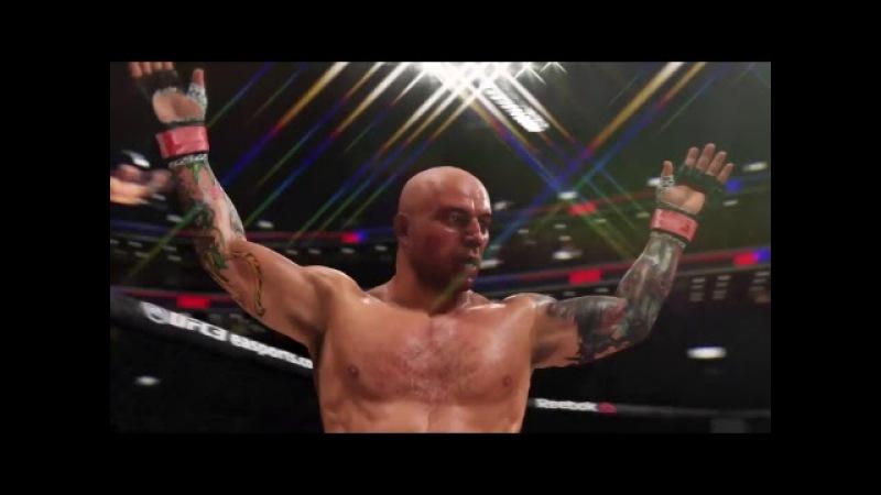 JFL 4 WELTERRWEIGHT Rafael Dos Anjos Yuras_Karabas vs Joe Rogan Nick_Shonia