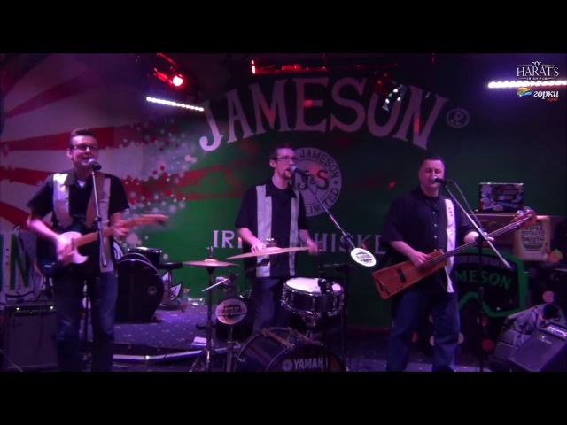 Moscow Beatballs в Harat's Pub (Красная Поляна)