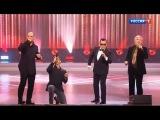 Методие Бужор, Стас Пьеха, Александр Буйнов, Сосо Павлиашвили