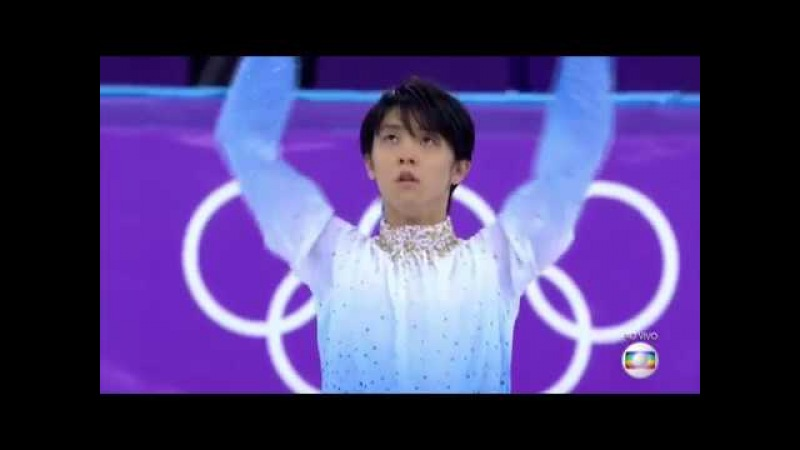 PyeongChang2018 - YUZURU HANYU - MEN SINGLE SKATING SHORT PROGRAM - Ballade No.1 by Frederic Chopin