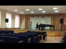 Pavlenko Maria (11y.o.) Amirov Mugam oboe