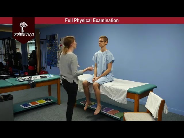 physical examination Other articles where physical examination is discussed: the physical examination continues the diagnostic process, adding information obtained by inspection, palpation, percussion, and auscultation.