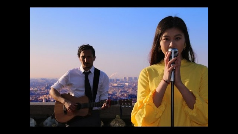 City of Stars /A Lovely Night - Melting Potes feat Nathalie Chen
