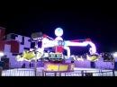 VLOG Ночная Анапа Самый страшный аттракцион в мире Денс караоке