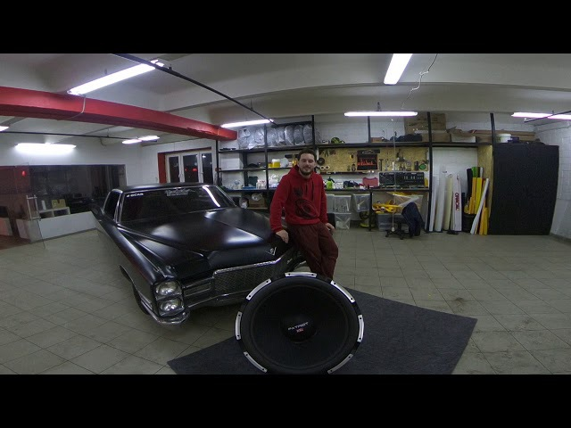 Ural Patriot XXL. The world`s biggest subwoofer. Самый большой сабвуфер В МИРЕ