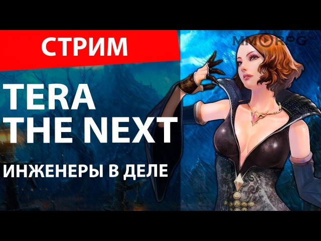 TERA: The Next. Инженеры в деле.
