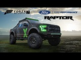 Forza Motorsport 7 -- 2017 Ford F-150 Raptor Xbox One X Edition