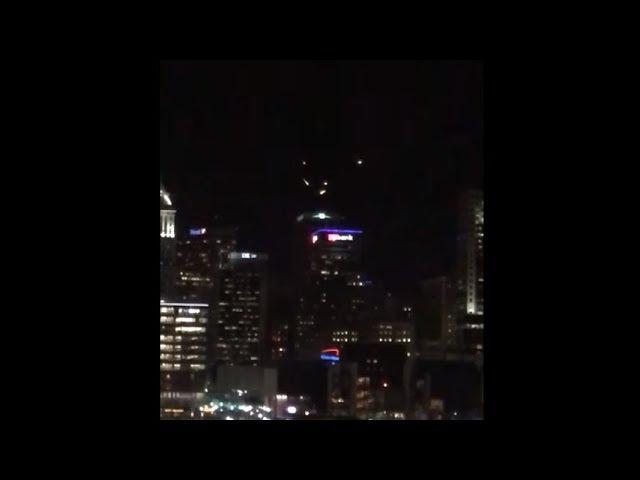 UFO Sighting in Ohio Cincinnati USA 11/10/17