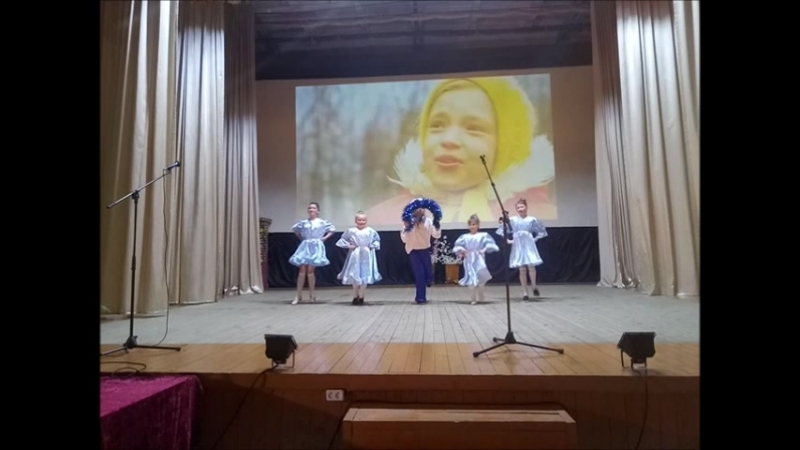 Танец Три белых коня. Танцевальный кружок Ассорти. 18.03.18