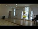 Танец куклы в исполнении Миланы Чулановой. Покровск, Якутия. 17.05.2018