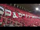 Первый матч Лиги чемпионов на «Открытие – Арене»