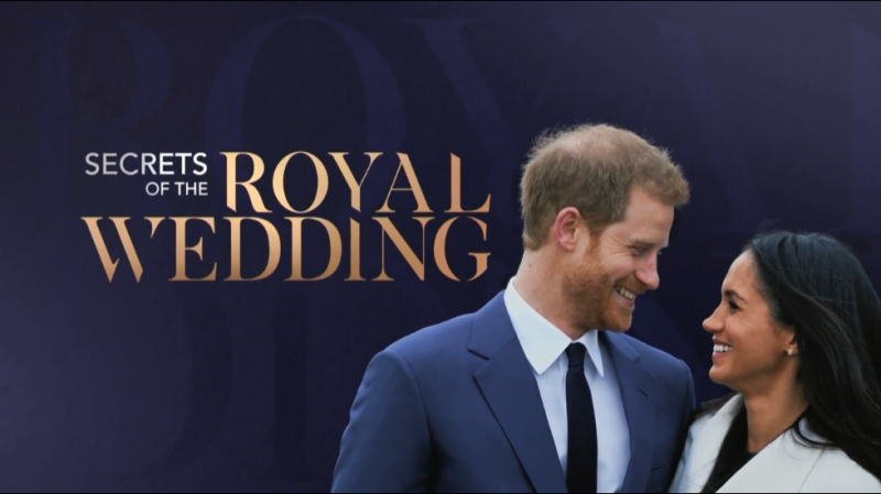 Secrets of the Royal Wedding (TLC 2018 US)(ENG)