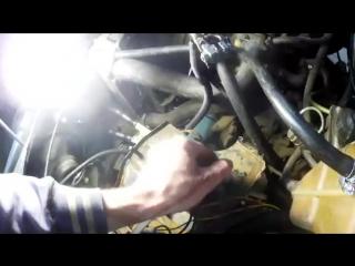 FIAT UNO восстановление проводки