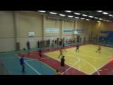 3 тур КБФ - Россия Молодая (второй тайм, первые 8 минут)