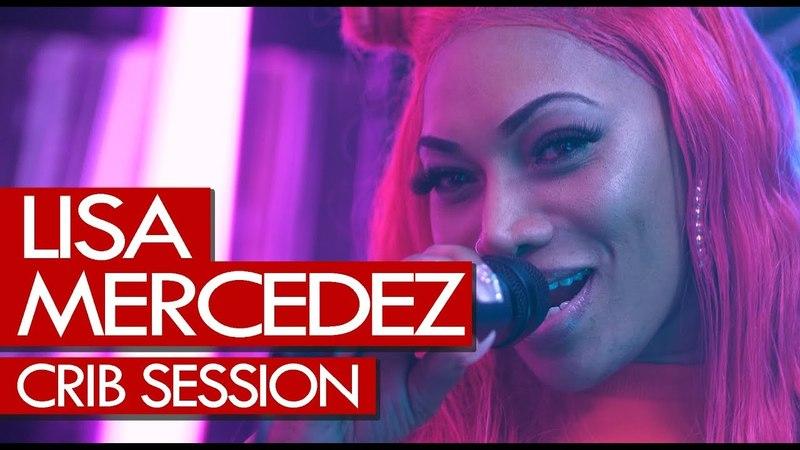 Lisa Mercedez freestyle - Westwood Crib Session (4K)