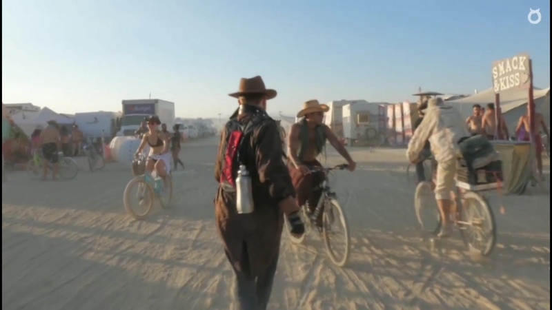 BURNING MAN THE GAME by spoontamer