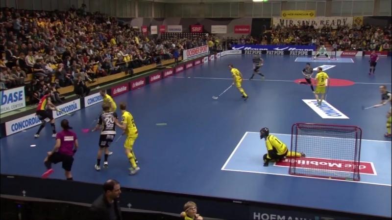 Playoff 1 4 Final NLA HC Rychenberg Winterthur Tigers Langnau