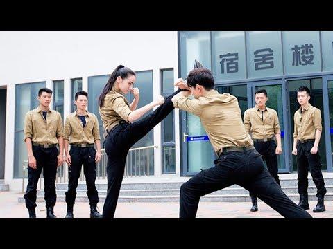 Địch Lệ Nhiệt Ba - Tổng hợp cảnh đánh nhau cực ngầu của Nhiệt Ba
