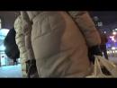 SEXy Girl ! Сексуальная девушка с красивой попой ! 14.12.17