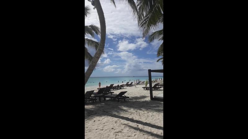 остров Саона ,пляж Баунти