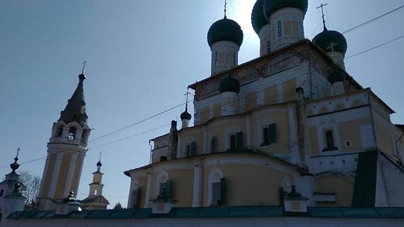 Воскресенский собор г. Тутаев (Романов-Борисоглебск)