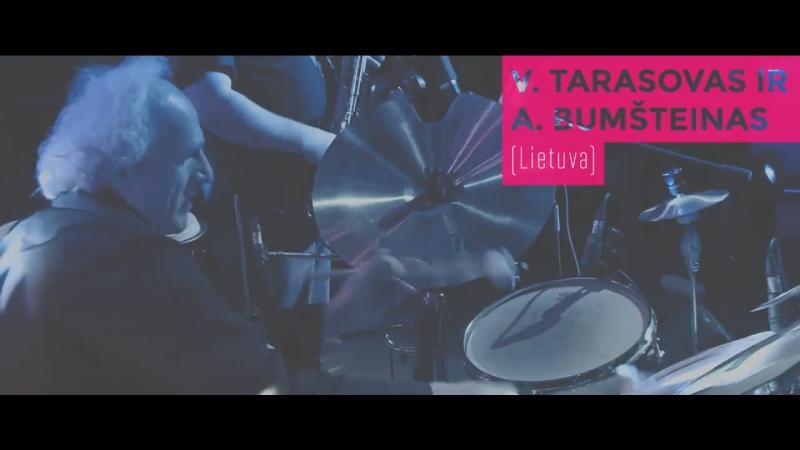 «Garsų Gelmės Jazz Festival» (Vilnius, 14.04.2018)
