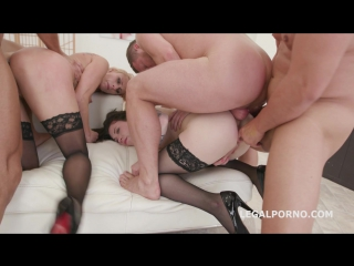 Some kind of monster part 1 with monika wild & brittany bardot  [anal, milf, hd 720p]
