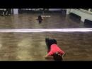 Frame Up Strip (начинающие) | Лера