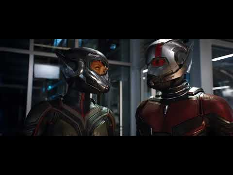 Marvel Studios' Ant-Man and The Wasp - Official Trailer   60 fps by Cryptor