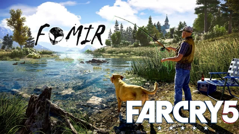 Прохождение FarCry 5 на GTX 750 1gb ( Часть №3 )