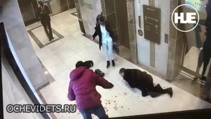 В Москве двое мужчин устроили кровавую бойню в гостинице из-за женщины