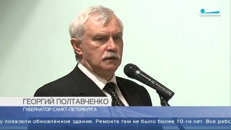 Открытие 100-метрового Стрелкового Тира ДОСААФ г. Пушкин