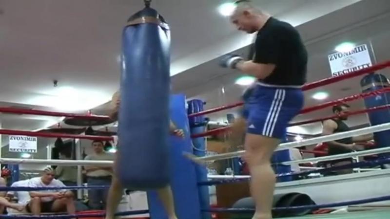 [MMA] Mirko CroCop Filipovic - Training DVD