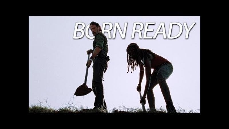 The Walking Dead -- Born Ready [HBD ALEXFERNS]