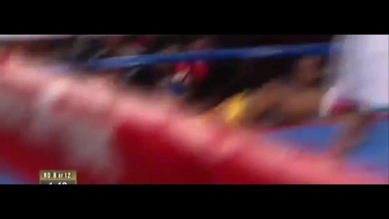 Лукас Маттиссе vs Тева Кирам [нокаут]