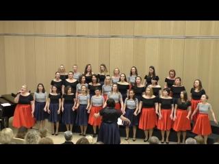 Rolling in the Deep - Джазовый хор MiLadies Chorus