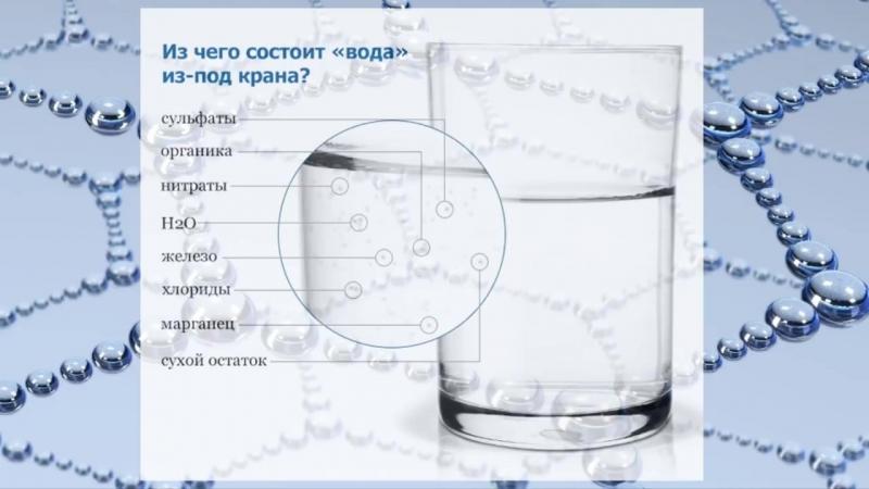 Живая и мертвая вода Обзор активатора воды АП 1 Польза живой воды 1