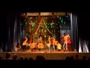 Открытие танец вожатых