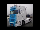 2018 Special Scania S-730 V8 POWER White Edition Holland Style Next Generation