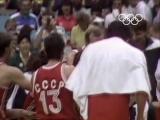 Сеул-1988. Финал. СССР - Югославия