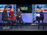 The Trend with Ethan Hawke, Noomi Rapace and Robert Budreau