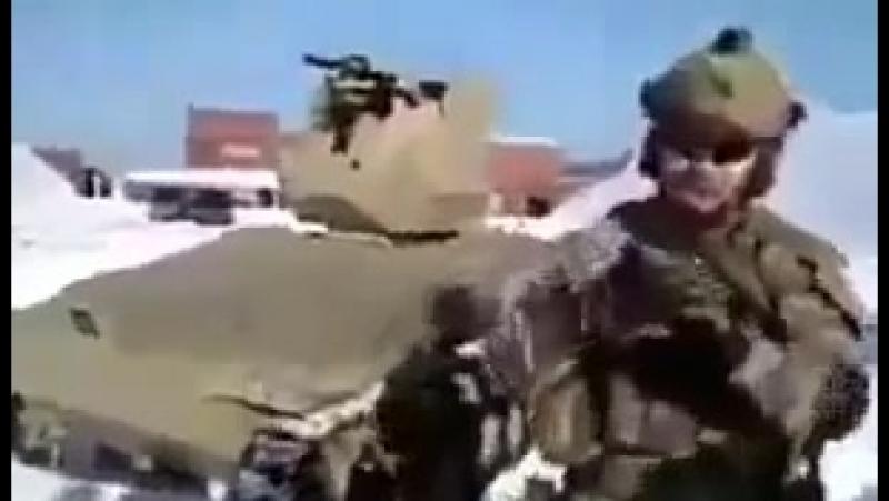 Спецназовец поймал Пулю руками