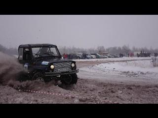 Ралли-спринт Брянск Зима '18