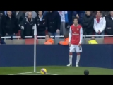 Lord Nicklas Bendtner - Fastest Goal by a Substitute in English Football, Arsenal vs Spurs, 22-12-07.